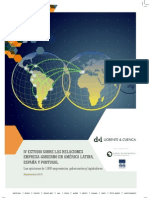 IV Estudio sobre las relaciones empresa-gobierno_ESPAÑA