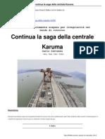 Continua la saga della centrale  Karuma 10 09 12.pdf