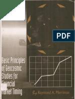 Basic Principles of Geocosmic Studies for Financial Market Timing 1997