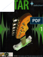 Rock School Guitar Grade 1