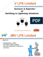 JMV EARTHING EQUIPMENT (P) LTD