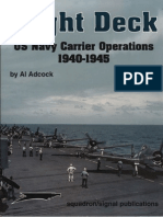 [Not Osprey][Squadron-Signal 6086] Flight Deck. US Navy Carrier Operations 1940-45