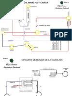 Diagramas de Luz PROYECTO ALFA ROMEO MECÁNICA NACIONAL