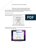 Instalar Mac OS X Leopard en Un PC