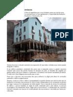 Edifício em Microestacas - Alcântara (Lisboa)