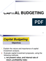 Capital Budgeting. 2012ppt