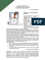 Estrutura Organizacional -Estudo de Casos-Aula 3-iPod