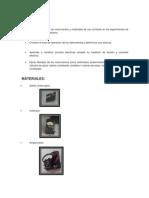 Objetivos Materiales y Pregunta 1