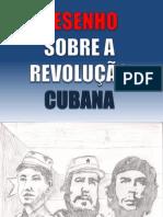 DESENHO SOBRE A REVOLUÇÃO CUBANA