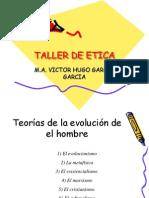 Taller de Etica Unidad 1