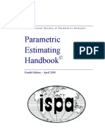 Parametric Estimating Handbook