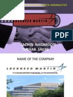 Lockheed Marin Auronutices