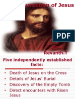 The Resurrection of Jesus an Apologetic View