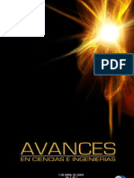 Avances 2009 Volumen 1 - número 1
