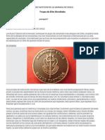 Buzos Tacticos de La Armada de Chile