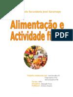 Fisica - Alimentaçao e actividades fisicas