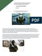 Fuerzas Especiales Noruega