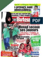 LE BUTEUR PDF du 26//09/2012