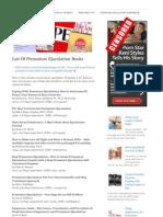 Ejaculation Guru Ebook