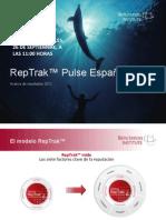 Avance resultados Pulse EspanŞa 2012
