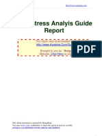 Pipe Stress Analysis Reports