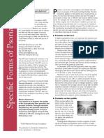 Tratamiento de Psoriasis en Lugares Especificos