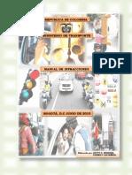 Manual Infracciones de Transito