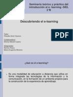 Descubriendo el e-learning