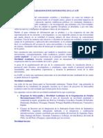 MOVILIDAD DOCENTE ESTUDIANTIL DE LA UNIVERSIDAD AUTÓNOMA TOMÁS FRÍAS