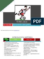 Introducción Teorica FÚTBOL Y FÚTBOL SALA