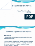 01 - Aspectos Legales de La Empresa 2011