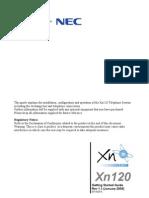 XN120 Getting Started Guide - CCU (1)
