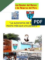 Concurso Escolar 2006 P1 Exposicion