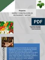 Presentacion Restaurante Vegetariano