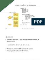 C - Clase 3 Control y Arreglos Programacion en c