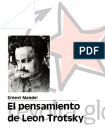 Mandel ElpensamientodeTrotsky