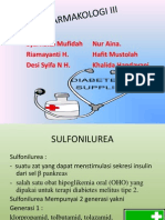 SULFONILUREA