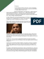 Obama's Legacy on Black America