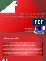 Seminario Teórico y Práctico de Introducción al e-Learning HArenas