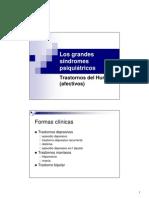 Los grandes síndromes psiquiátricos. Trastornos del humor (www.unioviedo.es) (PASADO)