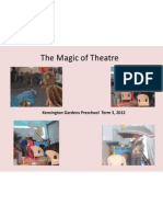 the magic of theatre