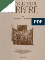 Encyclopédie Berbère Volume 11