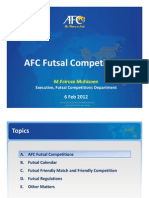 AFC Futsal Competitions