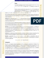 1-04 Aplicaciones Lineales y Continuas. Subespacios Cocientes Hiperplanos