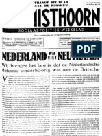 Verlating Nederland Door Joden 1942