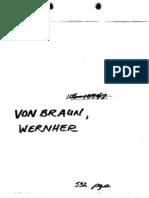 Von Braun Wernher Pt01