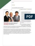 BPO Cross Border Deals