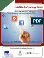 Social Media Strategy Guide v2 2011