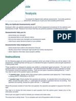 Preparation Guide Diagrammatic Analysis DA INTE