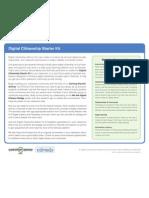 Introduction to Digital Citizenship Starter Kit